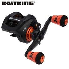 Kastking スピード悪魔プロ baitcasting リール高速 9.3:1 12 + 1BBs リール磁気ブレーキ baitcast リール炭素繊維釣りリール