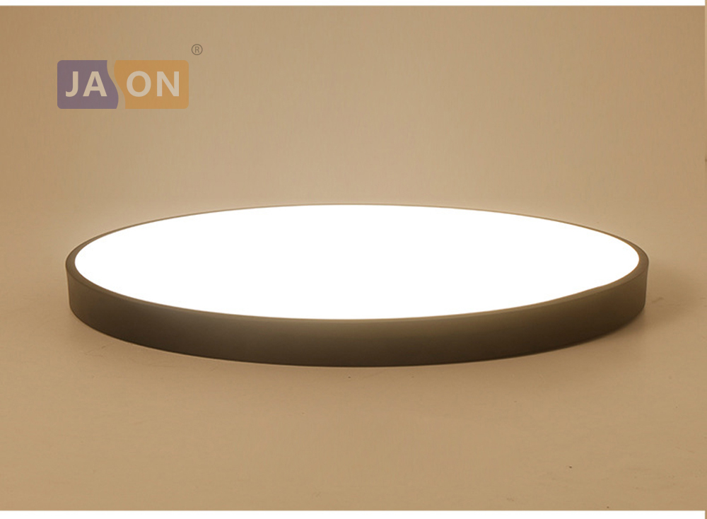 LED Modern Acryl Alloy Round 5cm Super Thin LED Lamp.LED Light.Ceiling Lights.LED Ceiling Light.Ceiling Lamp For Foyer Bedroom