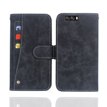 Hot!SANTIN N1 Case High quality flip leather phone bag cover case for SANTIN N1 with Front slide card slot(China)