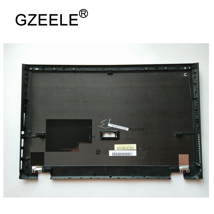 GZEELE Used Bottom Base Cover For Sony SVP132 SVP131 PRO13 SVP132A1CT SVP132100C Lower Case D Cover 009-000A-3118-A