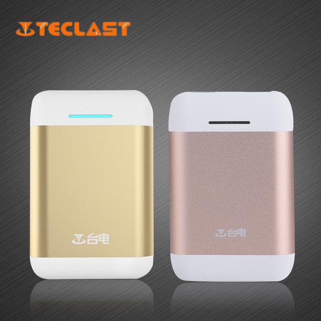TECLAST 10000mAh External Battery Pack Mini Portable Battery Charger Powerbank T100CA Mobile Power Supply Bateria Externa