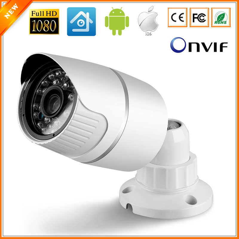 BESDER H 265 FULL HD 1080P 2 0 Megapixel Security IP Camera