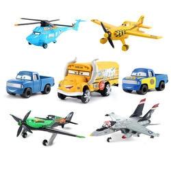 Автомобили disney Pixar 39 стиль автомобили 3 Молния Маккуин Джексон шторм Смоки литья под давлением Металл Модель автомобиля подарок на день