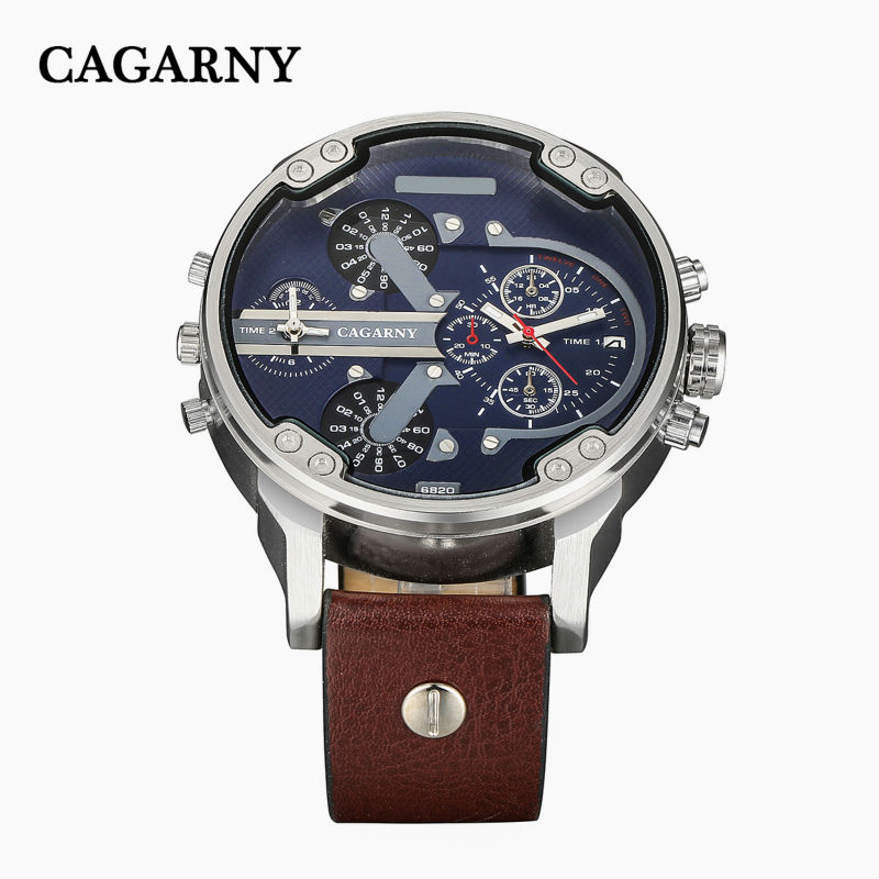 dual time zones military mens watches   (18)