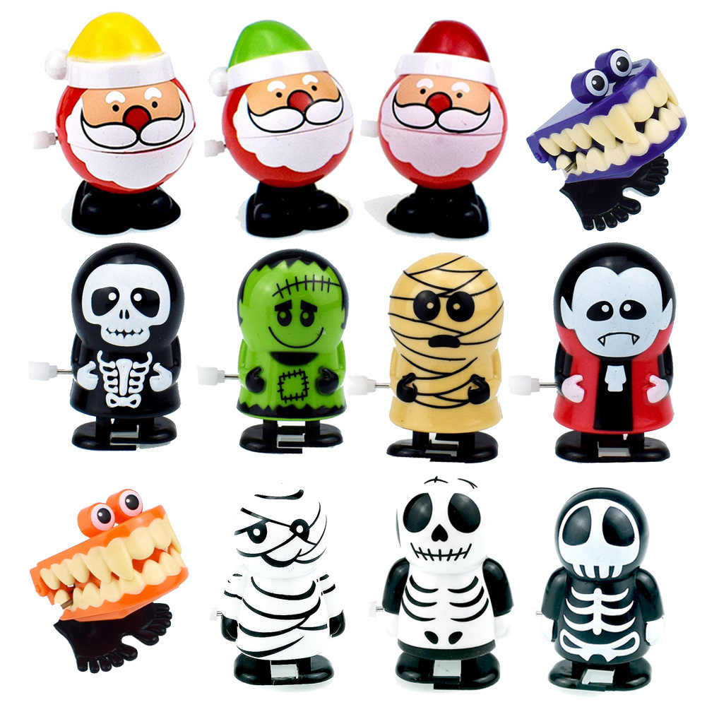 20pcs Halloween Toys Durable Vampire Zombie Clockwork Toys Wind up Toys US Ship