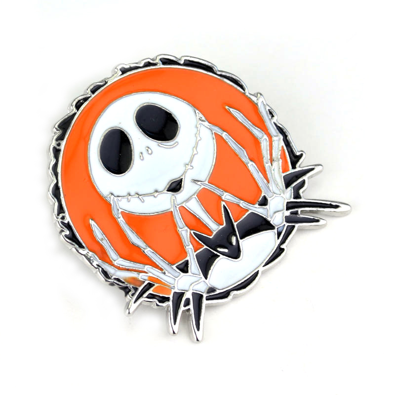 This is a graphic of Remarkable The Nightmare Before Christmas Logo