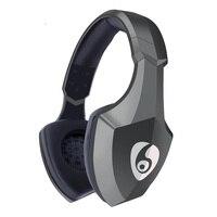 Ovleng s33หูฟังในหูชุดหูฟังบลูทูธไร้สายหูฟังสเตอริโอพร้อมled flash lightสำหรับiphone samsung galaxy s7