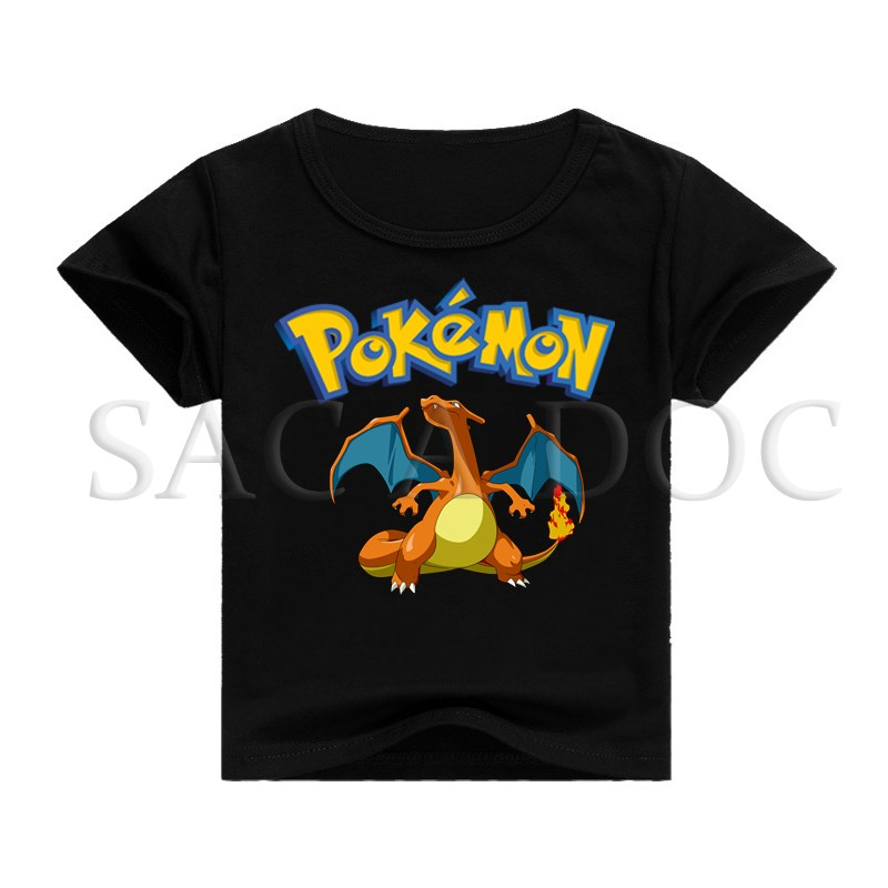 5dfdcaf6c Buy charizard shirt and get free shipping on AliExpress.com