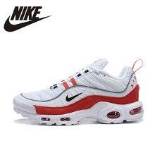 meet b4f15 ccb92 Nike Air Max Plus chaussures de course pour hommes baskets Sport plein Air  Jogging athlétique taille