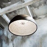 Postmodern Sky Garden Pendant Lights Kitchen Hanging Lamps Designer LED Pendant Lamp for Living Room Home Decor Light Fixtures