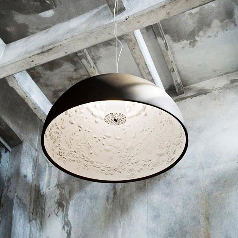 Postmodernen Sky Garten Anhänger Lichter Küche Hängen Lampen Designer LED Anhänger Lampe für Wohnzimmer Home Decor Leuchten