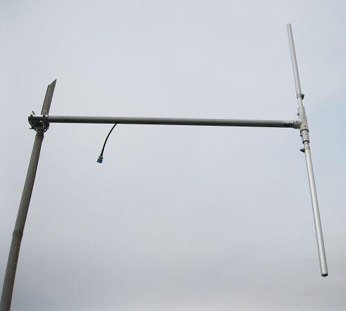 Два Bay DP-100 Эксклюзивный 1/2 Половина Волны с Высоким коэффициентом усиления FM Дипольная Антенна для 5 Вт-300 Вт Fm-передатчик