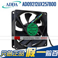 NEW ADDA 9225 DC12V 0.38A AD09212UX257B00 cooling fan|Fans & Cooling Accessories| |  -