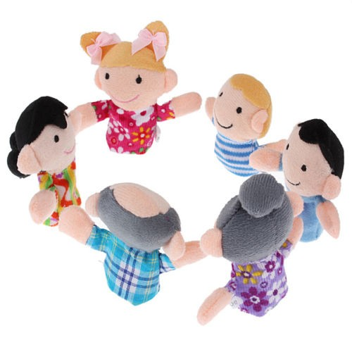 Hot-Sale-6PCS-Baby-Kids-Plush-Cloth-Play-Game-Learn-Story-Family-Finger-Puppets-Toys-Set (2)
