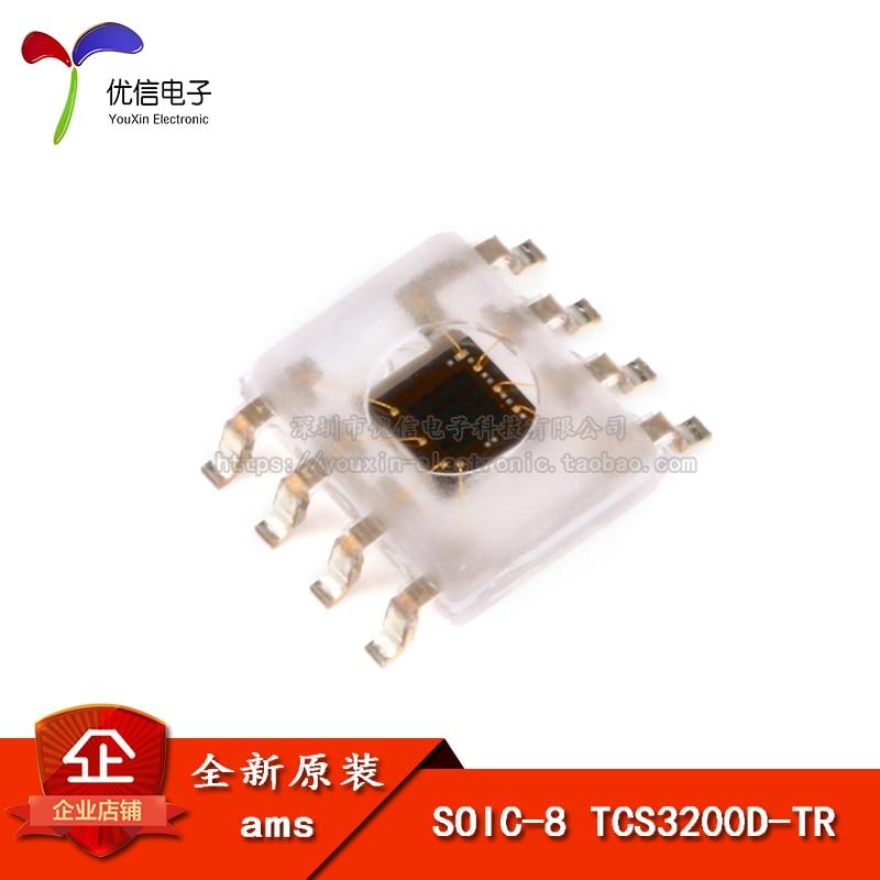 TCS3200D-TR   TCS3200  ML8511-00FCZ05B  ML8511 TEMT6000X01 TEMT6000  OPT3001DNPR  TSL2561FN Optical Sensors UV Sensors