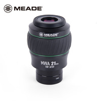Meade High end Extreme Wide Angle Instruments Monocular Astronomical Telescope Eyepiece 100 Degree MWA 21MM 2 Full Multi coated