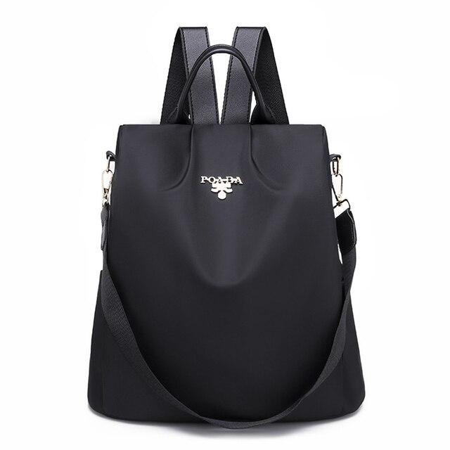 4Styles Anti-theft Women Backpack Swimbag  3