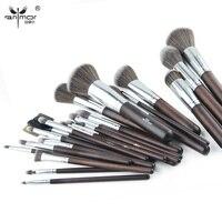 Anmor Brand 24 Pcs Makeup Brush Set Professional Makeup Brushes Soft Powder Blush Eyeshadow Make Up