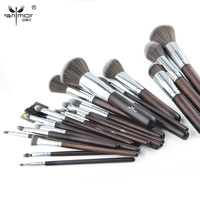 Anmor Brand 24 Pcs Makeup Brush Set Professional Makeup Brushes Soft Powder Blush Eyeshadow Make Up
