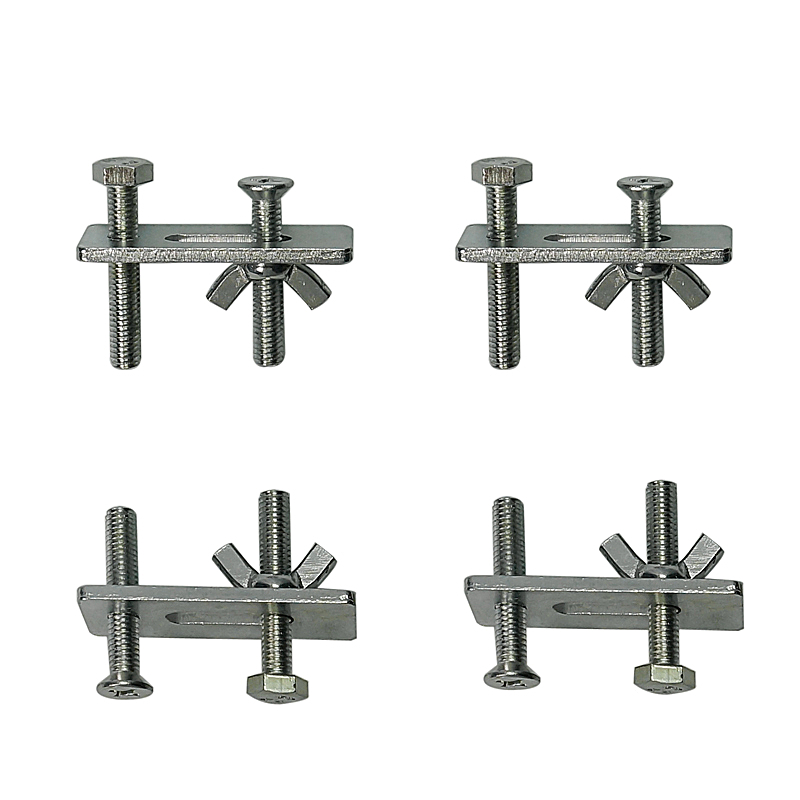 4Pcs/lot CNC Work Table Clamp For Cnc Milling Machine Fastening Plate
