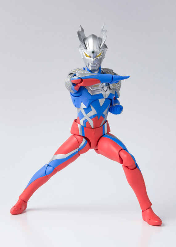 Originele Bandai Geesten Tamashii Naties S.H. Figuarts/Shf Action Figure - Ultraman Nul