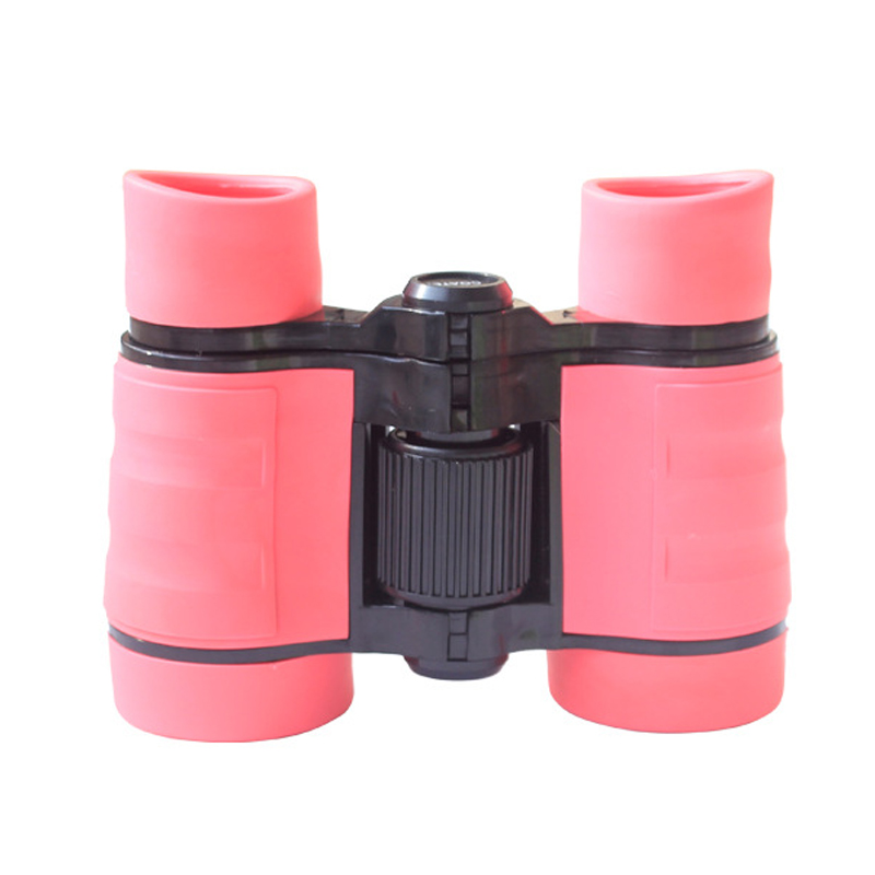 Binocular 4x30 HD Mini Kids Binoculars Outdoor Sports Optics pocket size telescope Child Birthday Present Gift Children toy