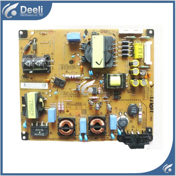 99% new good working for power supply board LGP32M-12P EAX64310001 EAY62512401 board 99% new original good working for power supply board le32c16 le32m18 tv3205 zc02 01 a 1pof246232c board