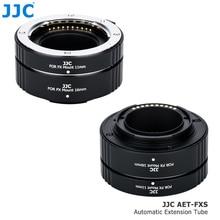 JJC Metal Auto Foco Tubo Anel Adaptador de Lente para Fujifilm XT200 X T4 X A7 XT30 XT20 XA3 XT2 XE3 XA5 XA10 XA20 XH1 XPRO3 XT100