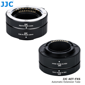 Image 1 - JJC Metal Auto Focus Lens Tube Adapter Ring for Fujifilm XT200 X T4 X A7 XT30 XT20 XA3 XT2 XE3 XA5 XA10 XA20 XH1 XPRO3 XT100