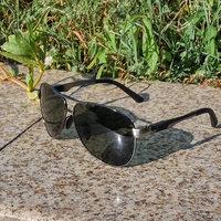 Lvvkee מותג פיילוט טייס משקפי שמש אופנה משקפי מראת נהג משקפי שמש Mens מקוטב עדשת פולארויד ציר אביב משקפיים מתכת