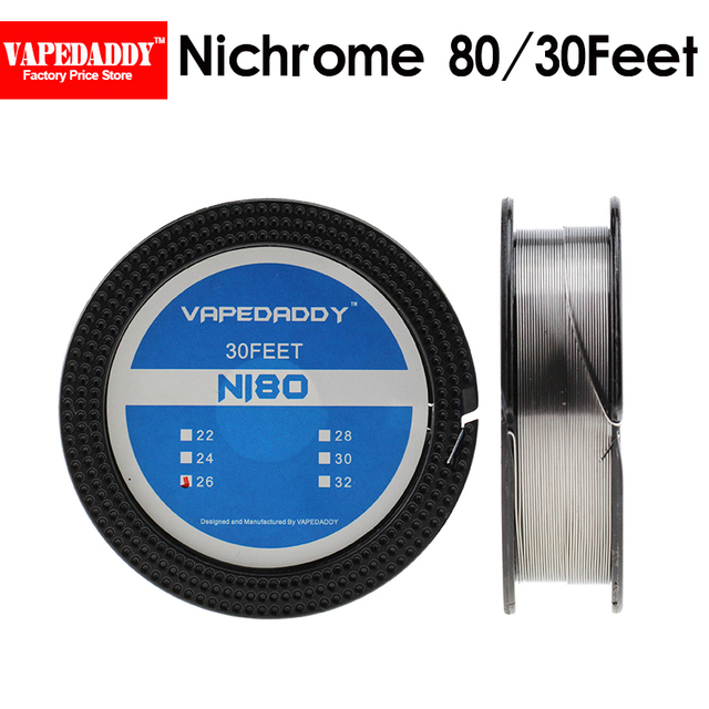 Stupendous 10M Roll Nichrome Wire Ni80 Heating Wire For Electronic Cigarette Wiring Cloud Toolfoxcilixyz