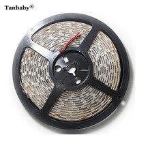 Tanbaby 60LED/M LED Streifen Licht Lila Farbe 3528 SMD Flexible LED Streifen Seil DC12V Auto Auto Licht Hause deco Band Wasserdicht