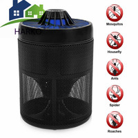 Mosquito Trap Electronic Mosquito Killer Eco friendly Mosquito Insect Inhaler Lamp Pest Control for Indoor Outdoor Use