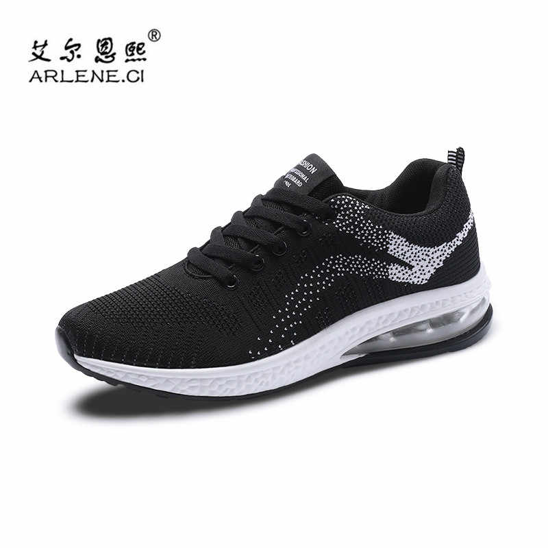 d1b8f17cc5ae Tenis Masculino 2018 Breathable Air Mesh Cushion Sport Shoes Men Tennis  Shoes Male Stability Athletic Fitness