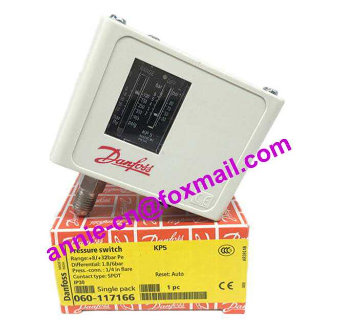 KP5 060-1171(060-117166)  New and original Pressure controller switch relay,Pressure switch  +8/+32bar  new and original kp36 060 2133 pressure controller switch relay pressure switch