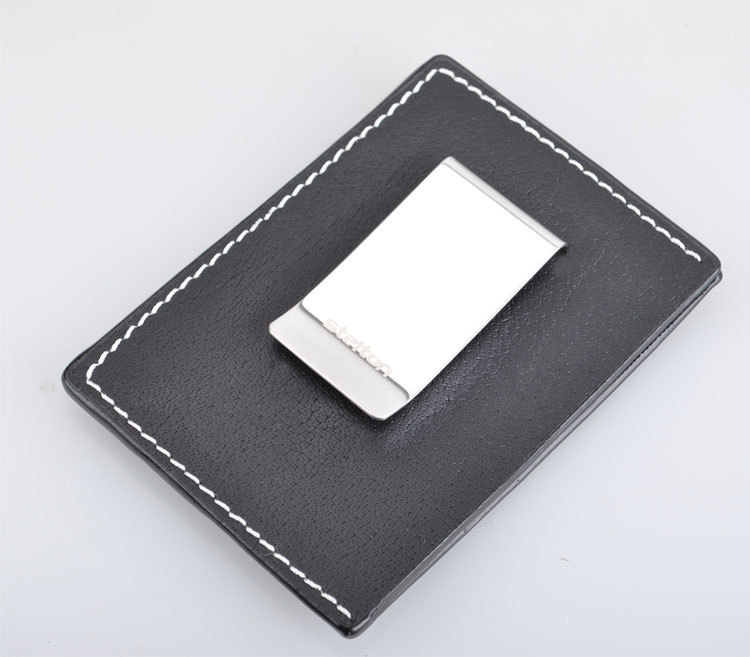 Brand Genuine Leather Card holder Card & ID Holders Business Card ...