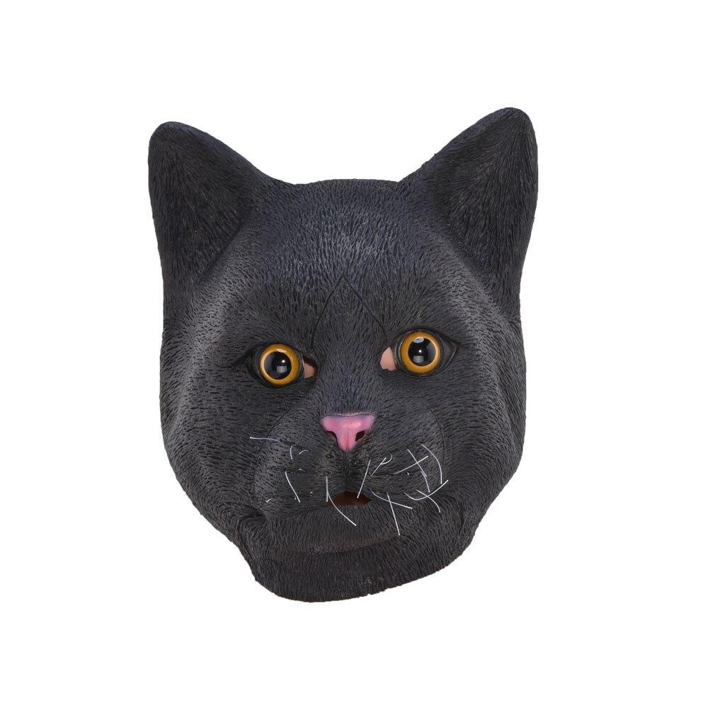 Popular Halloween Cat Masks-Buy Cheap Halloween Cat Masks lots ...