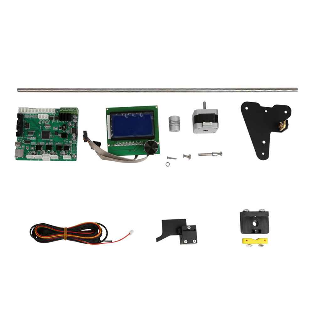 CR 10S Dual Z Upgrade Kit 2 Lead Screw 3D Printer Kit with Filament Monitoring Alarm Protection 8 SL@88