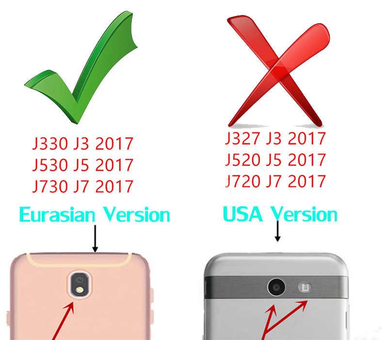 GerTong لينة بولي TPU منقوشة حقيبة لهاتف سامسونج غالاكسي S9 S8 زائد A9 A6 A8 زائد J4 J6 2018 J5 J7 A7 A5 2017 نوت 8 9 غطاء سيليكون