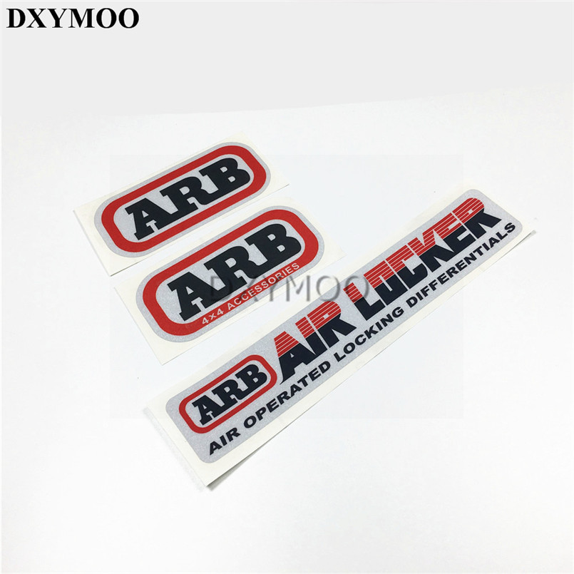 Country Cross Suv 4x4 Car Sticker Decals For 4x4