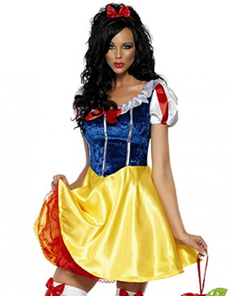adult women halloween costumes snow white princess costumes cosplay