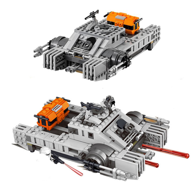 35012 Rogue One Imperial Assault HoverTank Building Bricks Blocks Sets Kids Toys Compatible Lepine Starwars 75152 купить