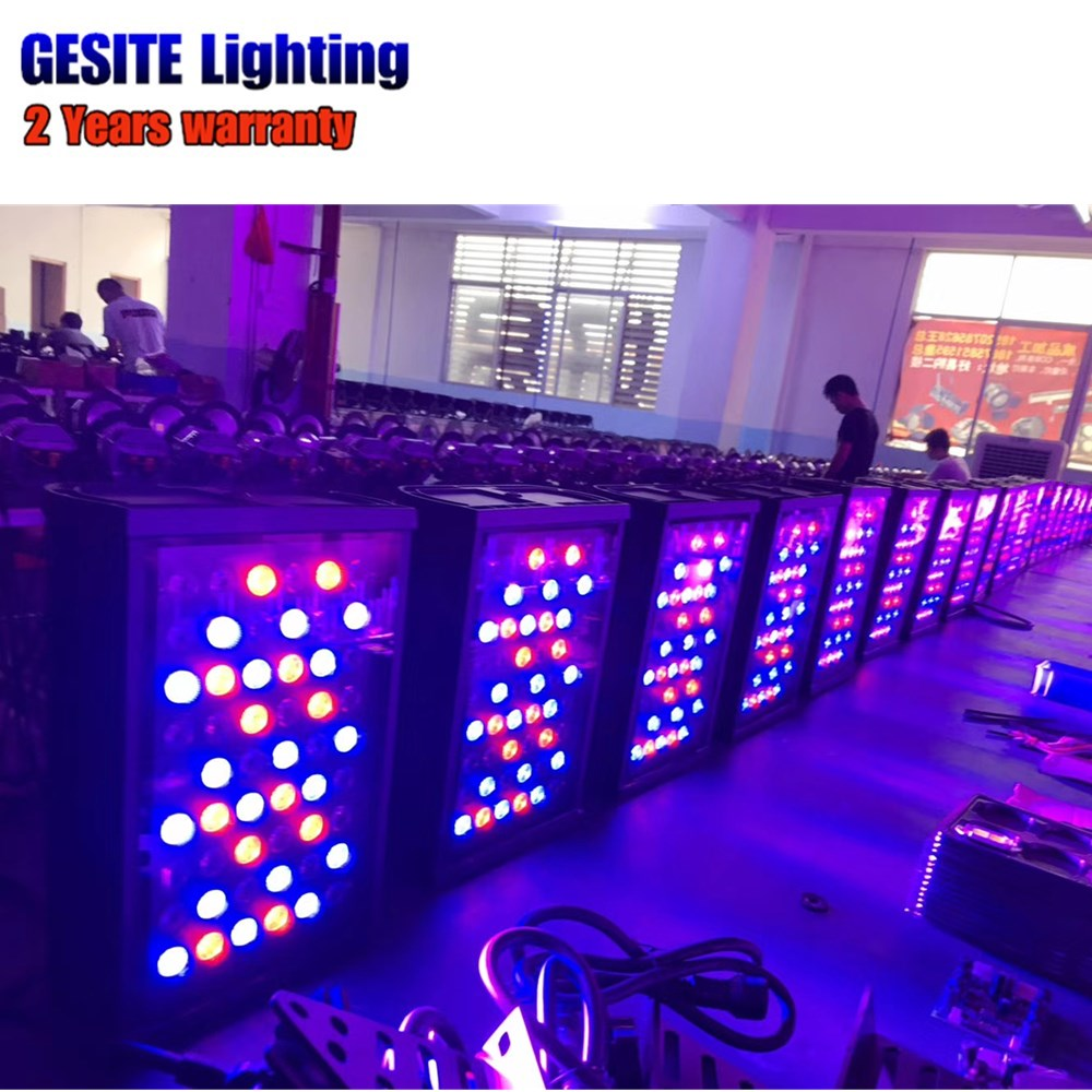 54x3w led par light rgbw wall washer professional dj equipment in stage lighting effect from. Black Bedroom Furniture Sets. Home Design Ideas