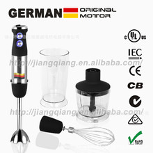 Bpa free 850 W German technology MQ735 smart stick food industry 6-Speed Ultra mixer blender 850W