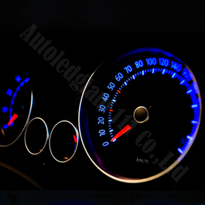 Us 6 99 T10 Led 12v 194 Light Dash Instrument Gauge Light Bulb For Bmw 3 Series Wagon 2006 2008 E91 White Blue Red Green Pink Yellow In Car