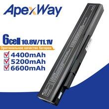 11,1 v ноутбук Батарея для MSi A32-A15 A41-A15 A42-A15 A42-H36 A6400 CR640 CR640DX CR640MX CR640X CX640 CX640DX CX640X