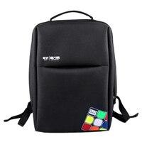Qiyi mofangge рюкзак сумка черный рюкзак сумка для магический паззл куб 2x2 3x3 4x4 5x5, 6x6 7x7 8x8 9x9 10x10 все Слои игрушки