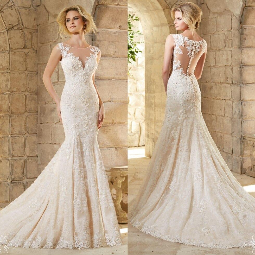 imagenes vestidos de novia 2016