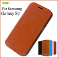 Caso mofi para samsung galaxy s7 g930 g9300 original virar luxo couro stand case para samsung galaxy s7 tampa