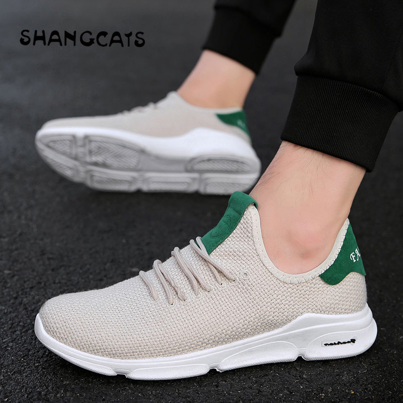 Men Trainers Light Sneakers Casual Shoes zapatos hombre Men Shoes Fashion Flats Male Footwear Breathable tenis masculino casual 2017 new fashion men casual shoes men shoes flats sneakers breathable mesh lovers casual shoes tenis feminino trainers men shoes